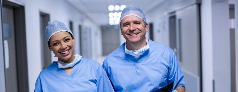 Surgeon provides Sternum Stabilization